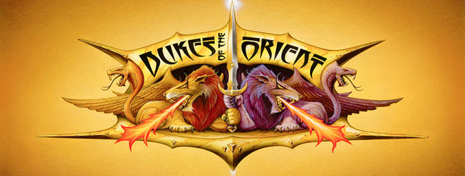 dukes slide - Dukes of the Orient - Dukes of the Orient (Album Review)