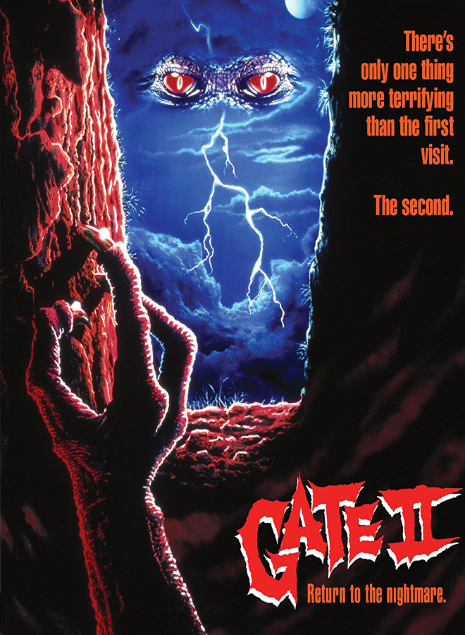 gate poster - This Week in Horror Movie History - Gate II (1992)