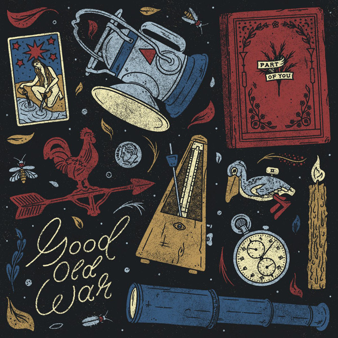 good old - Good Old War - Part of You (EP Review)