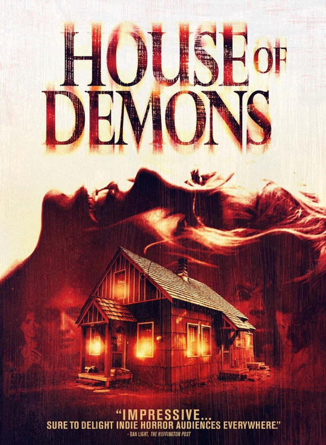 house of demons poster - House of Demons (Movie Review)
