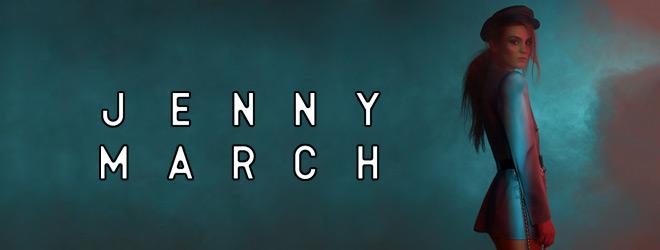 jenny slide - Interview - Jenny March