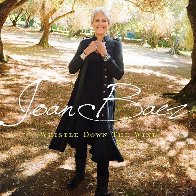 joan album - Joan Baez - Whistle Down the Wind (Album Review)