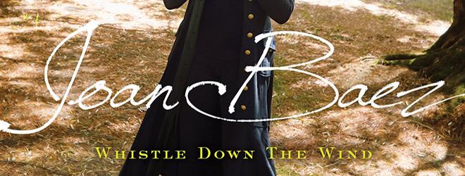 joan slide - Joan Baez - Whistle Down the Wind (Album Review)