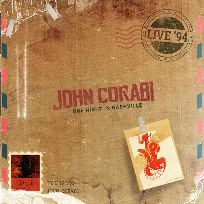 john - John Corabi - Live 94 (One Night In Nashville) (Live Album Review)