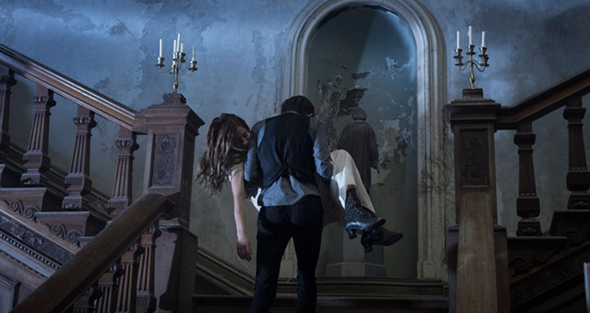 lodgers 2 - The Lodgers (Movie Review)