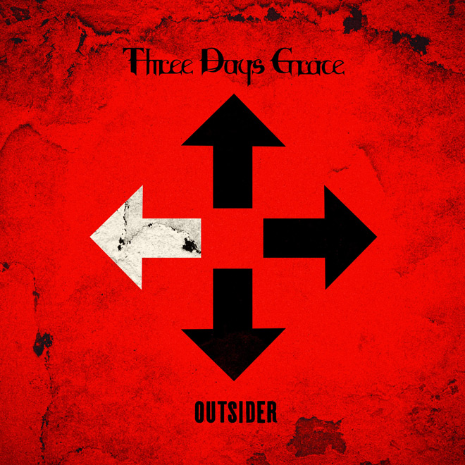 outsider - Interview - Neil Sanderson of Three Days Grace Talks Outsider