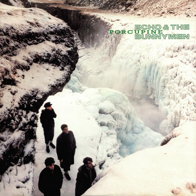 porcupine album - Echo & The Bunnymen - Porcupine Turns 35