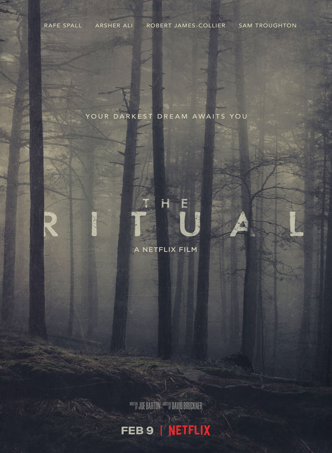 ritual poster - The Ritual (Movie Review)