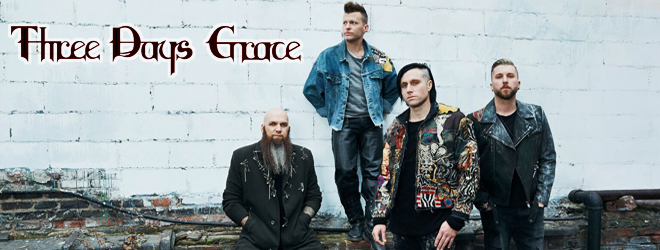 three day slide - Interview - Neil Sanderson of Three Days Grace Talks Outsider