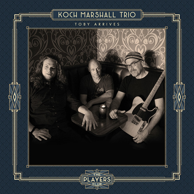 tobyarrives - Koch Marshall Trio - Toby Arrives (Album Review)