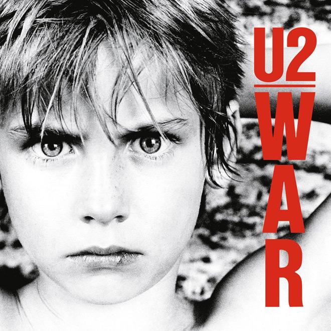 u2 war - U2 - War 35 Years Later