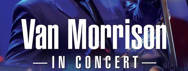 van slide - Van Morrison In Concert (Live DVD Review)