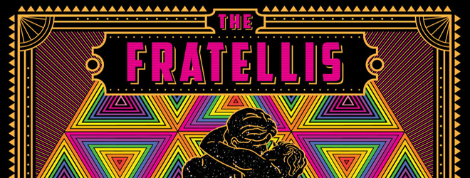 FRATELLIS slide - The Fratellis - In Your Own Sweet Time (Album Review)