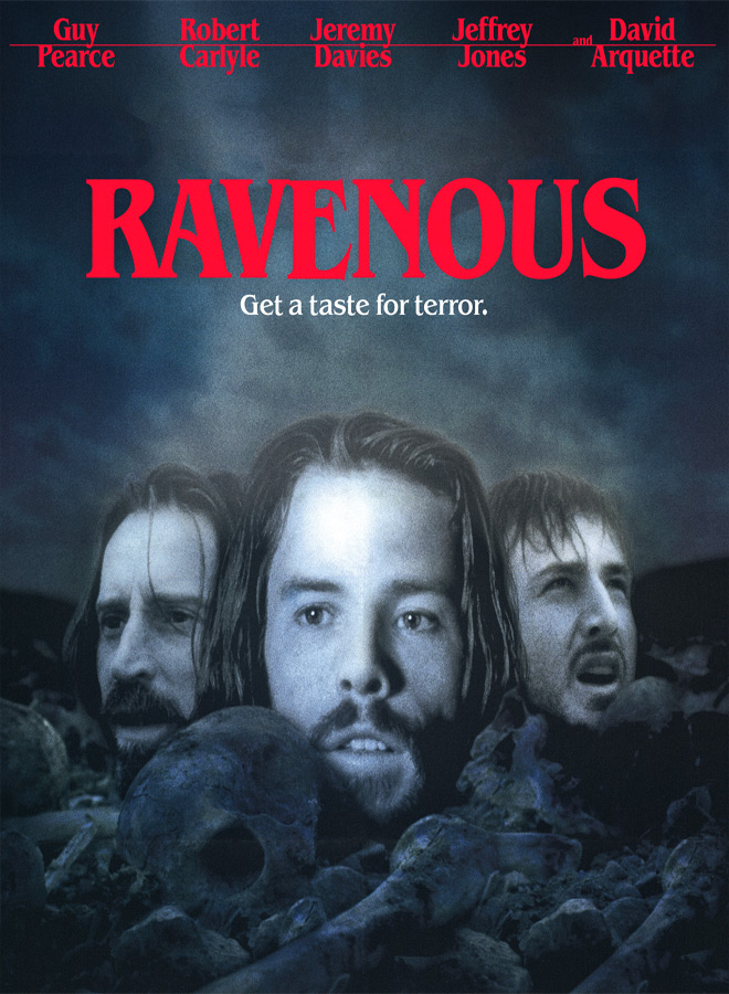 Ravenous poster - This Week In Horror Movie History - Ravenous (1999)