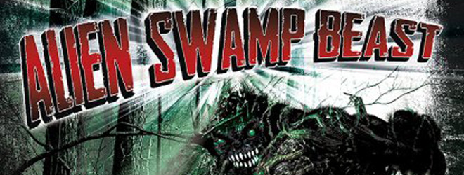 alien slide - Alien Swamp Beast (Movie Review)