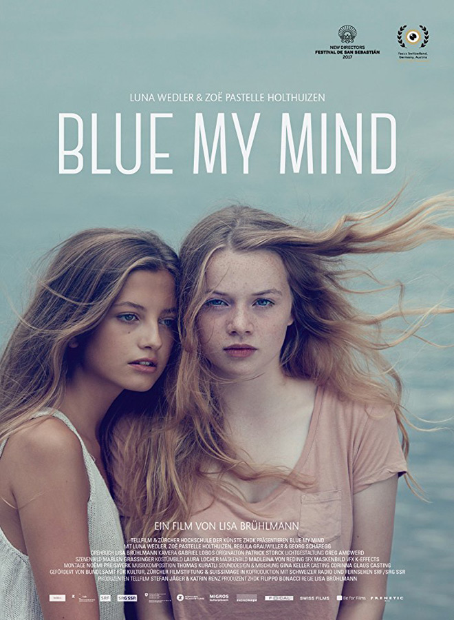 blue my poster - Blue My Mind (Movie Review)