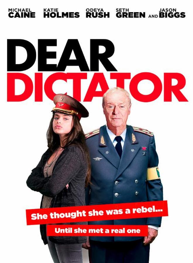 dear - Dear Dictator (Movie Review)