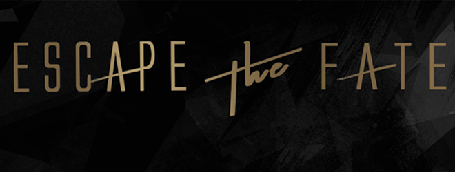 escape slide - Escape the Fate - I Am Human (Album Review)