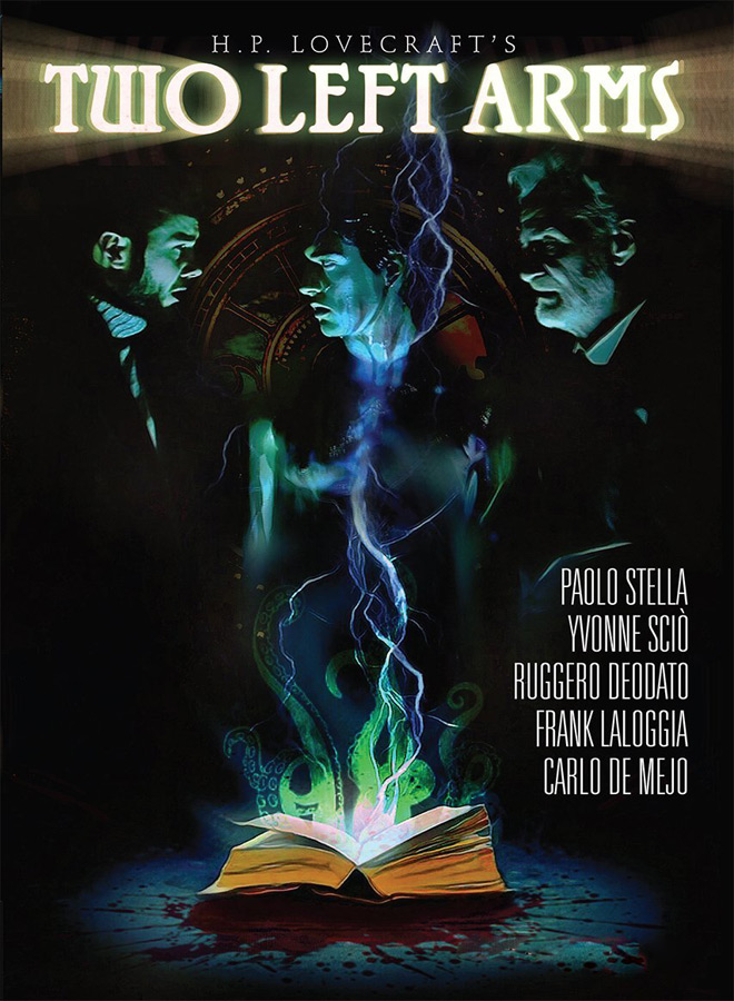 hp poster - H.P. Lovecraft: Two Left Arms (Movie Review)