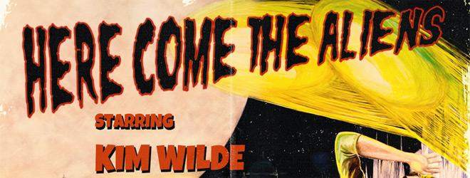 kim slide - Kim Wilde - Here Come the Aliens (Album Review)