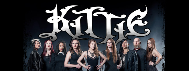 kittie slide - Kittie - Origins/Evolutions (DVD/CD Review)