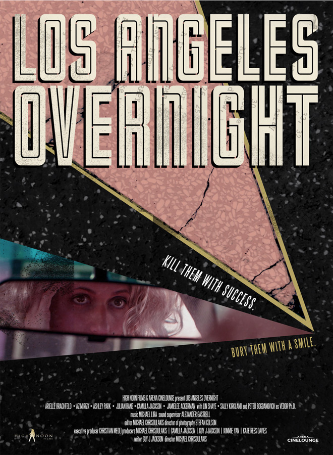 los poster - Los Angeles Overnight (Movie Review)