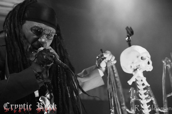 ministry live - Interview - Tony Campos of Ministry