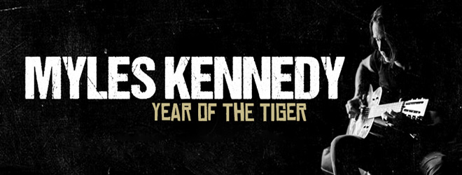 myles - Myles Kennedy - Year of the Tiger (Album Review)