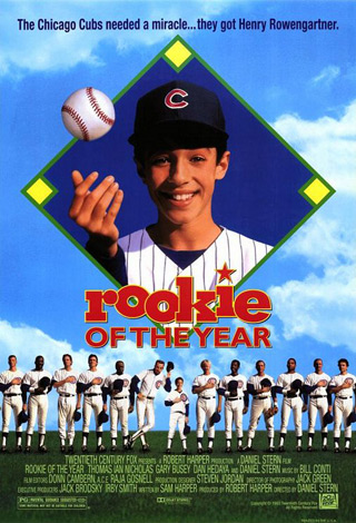 rookie of the year - Interview - Thomas Ian Nicholas