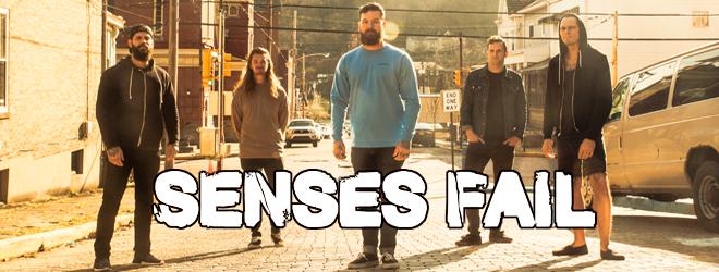 senses slide - Interview - Buddy Nielsen of Senses Fail