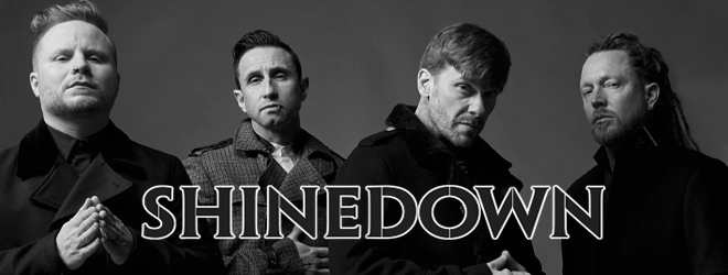shinedown slide - Interview - Brent Smith of Shinedown Raising Attention