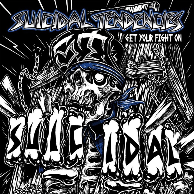 suicidial - Suicidal Tendencies - Get Your Fight On! (EP Review)