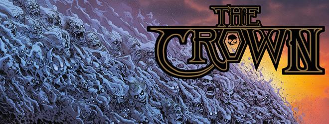 the crown slide - The Crown - Cobra Speed Venom (Album Review)