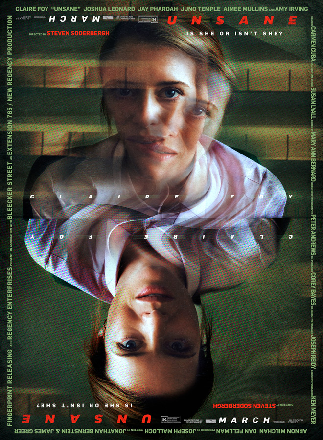 unsane poster - Unsane (Movie Review)