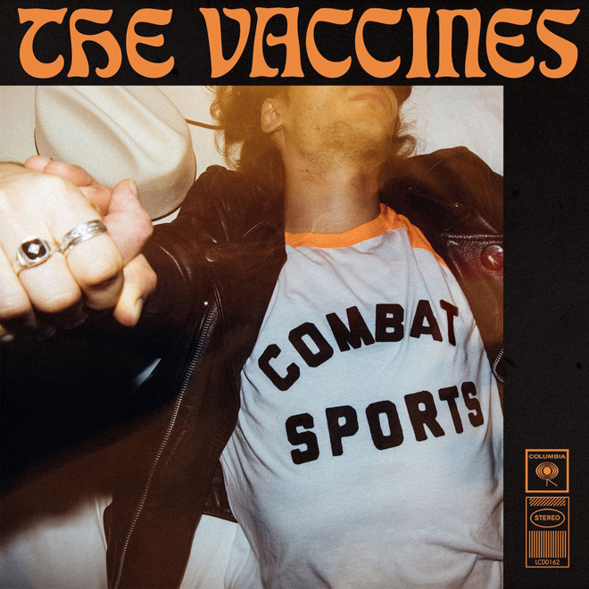 the vaccines combat sports album review cryptic rock