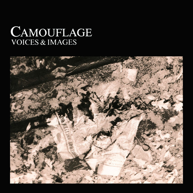 voices cover - Camouflage - Voices & Images 30 Years Later