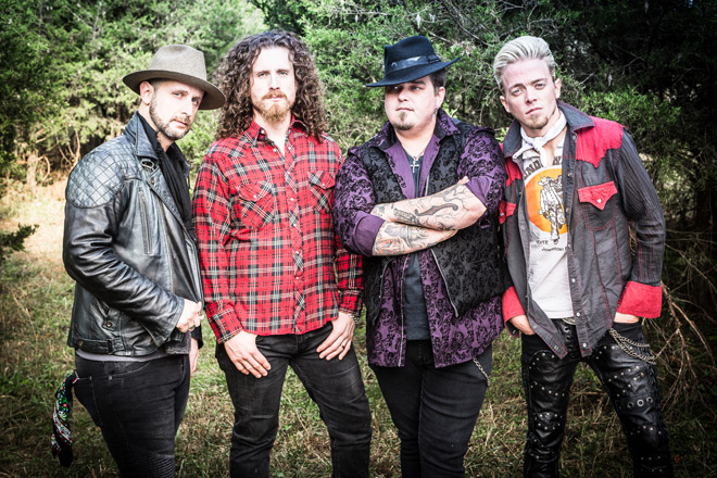 BSC Full Band c Harry Reese1 - Black Stone Cherry - Family Tree (Album Review)