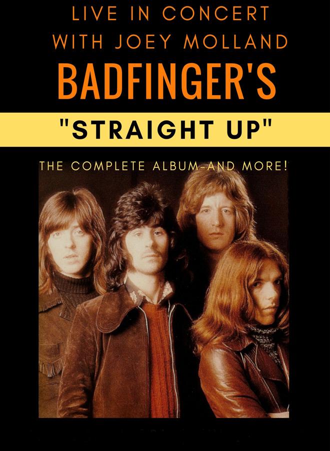 Badfinger.StraightUp.generic.poster - Interview - Joey Molland of Badfinger