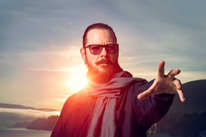 Bjørn Tore Moen  MG 1906 new - Interview - Ihsahn Talks 'Amr