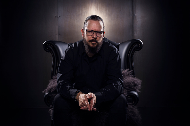 Bjørn Tore Moen  MG 1977 Edit - Interview - Ihsahn Talks 'Amr
