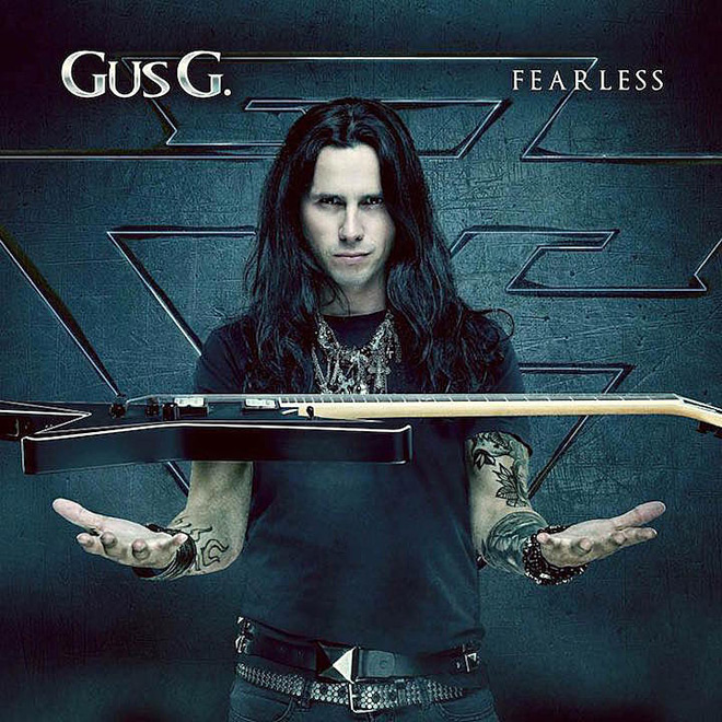 Gus G Fearless - Gus G. - Fearless (Album Review)