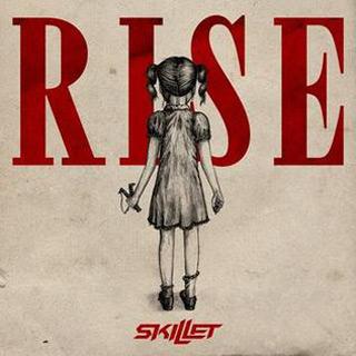 RiseSkilletAlbumCover - Interview - Jen Ledger of Skillet