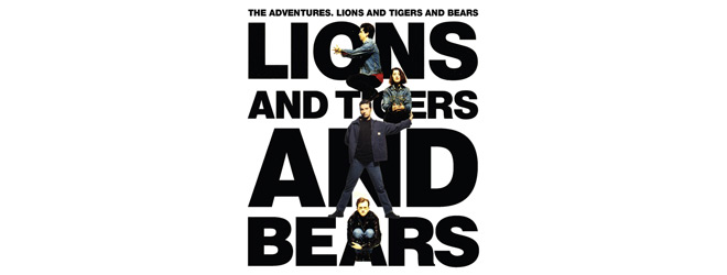 adven slide - The Adventures - Lions and Tigers and Bears 25 Years Later