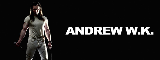 andrew slide - Interview - Andrew W.K.