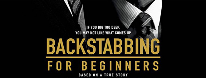 back slide - Backstabbing for Beginners (Movie Review)