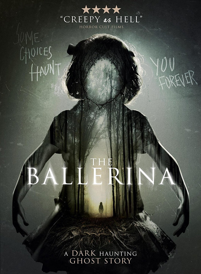 ballerina poster - The Ballerina (Movie Review)