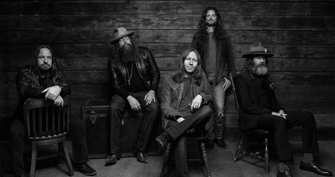 black promo 2 - Blackberry Smoke - Find A Light (Album Review)