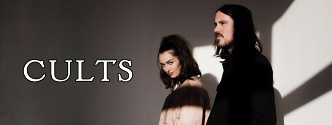 cults interview slide - Interview - Cults