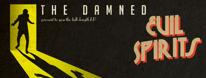 damned slide - The Damned - Evil Spirits (Album Review)