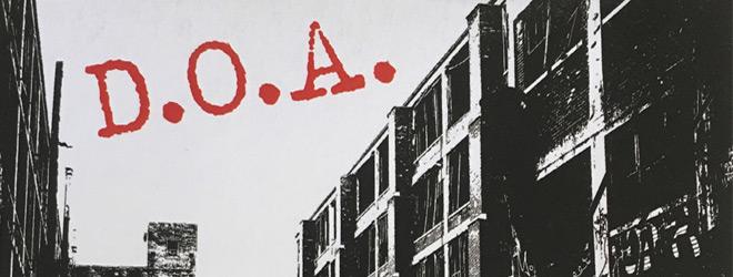 doa fight slide - D.O.A. - Fight Back (Album Review)